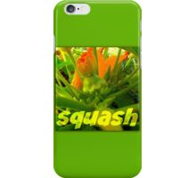 #squash iPhone Case/Skin