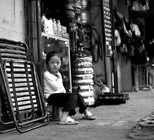 Little Shop Keeper by WoAi