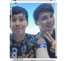 Dan and Phil - Playlist Live iPad Case/Skin