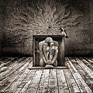 Hiding by PhotoDream Art