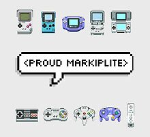 MARKIPLIER - PROUD MARKIPLITE by swhitewat
