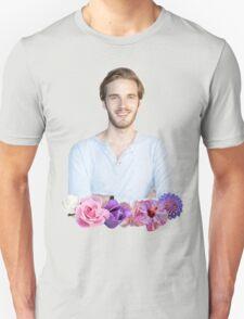 PEWDIEPIE - FLOWER BORDER T-Shirt