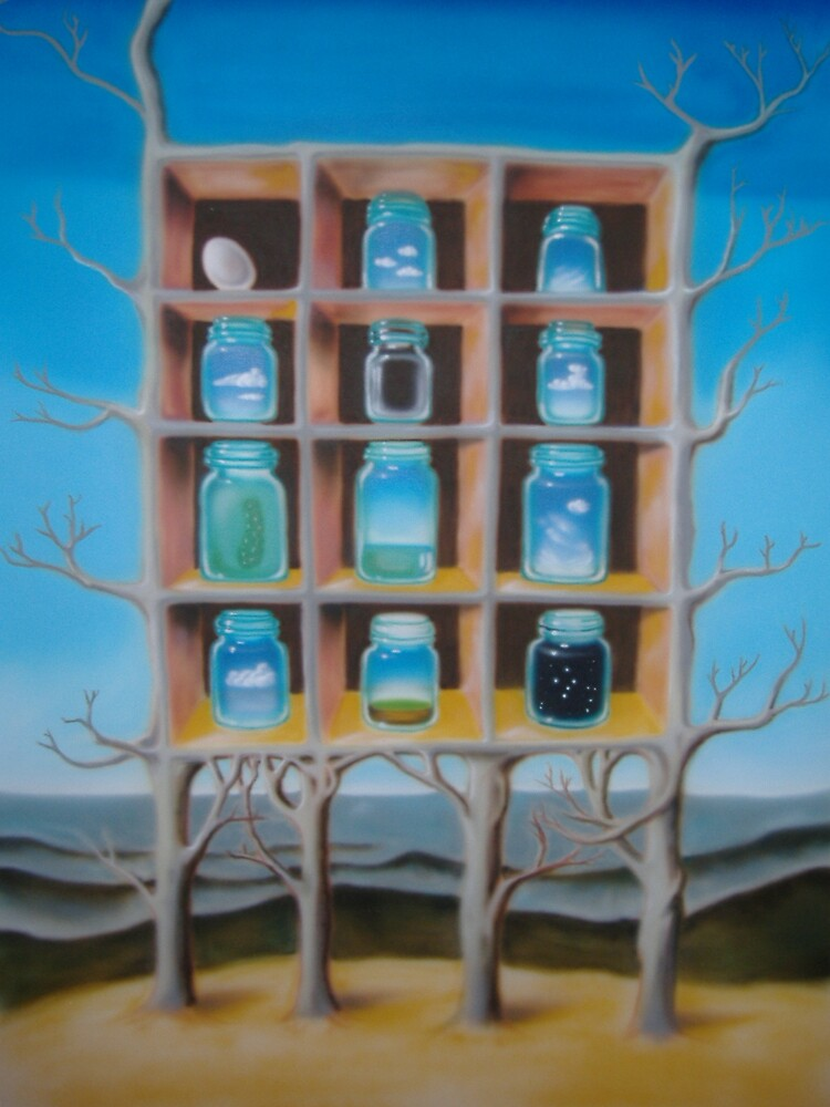 god's shelf the dreaming pickle by Dale Keogh
