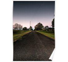 taree estate road Poster