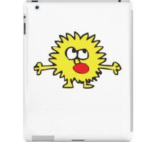 Mr Wuzzle Must Die! iPad Case/Skin