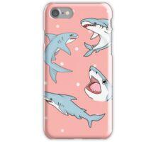 Concerned Sharks iPhone Case/Skin