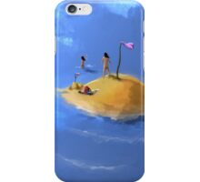 Island in the Sun iPhone Case/Skin