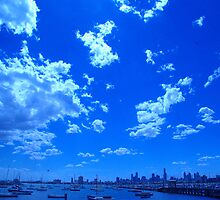 Sky Scapes by retsilla