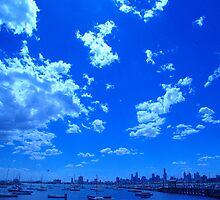 Sky Scapes by retsilla