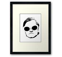 Bub's - Grunge Style  Framed Print