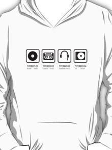 Stereo icons T-Shirt