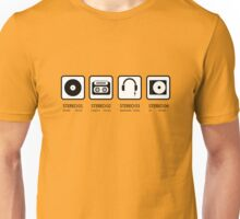 Stereo icons Unisex T-Shirt