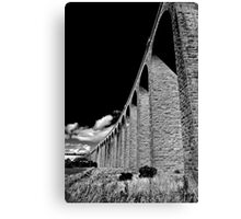 Clava Viaduct Canvas Print