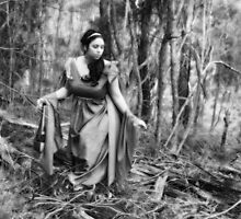 Earth Goddess Roaming by Kate Pudim - Ingenue Photography