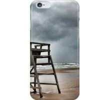 Alone at the Lake iPhone Case/Skin