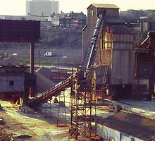 Rox Trucking - Pittsburgh by Steven Godfrey