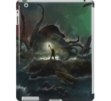 Sea Monster iPad Case/Skin