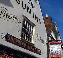 The Sun Inn, Faversham by wiggyofipswich