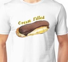Iskybibblle Products/ Cream Filled Eclair Unisex T-Shirt