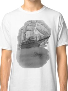 whale rider 2 Classic T-Shirt
