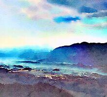 Morning Mist by Beechhousemedia