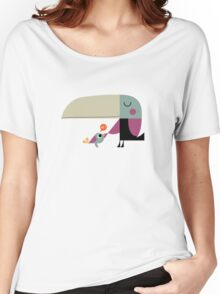 Hello Toucan Women's Relaxed Fit T-Shirt