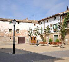 Obanos - Camino de Santiago by Hilda Rytteke