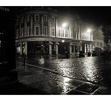Blakes Square early dawn Photographic Print