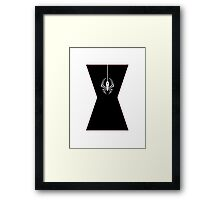 the truth is what you make of it Framed Print
