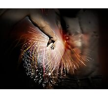 The Spark Of Creation Photographic Print