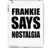 Frankie Says iPad Case/Skin