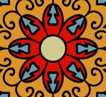 Mandala - Circle Ethnic Ornament Sticker