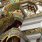 dragon in Thailand by chord0