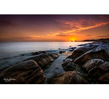 Meelup Beach Photographic Print