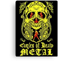 EODM - Eagles of Death Metal Canvas Print