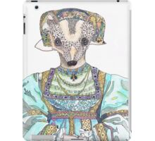 Holly the Humble Hopping Mouse iPad Case/Skin