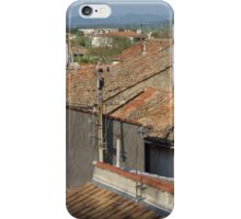 Arles Rooftops iPhone Case/Skin