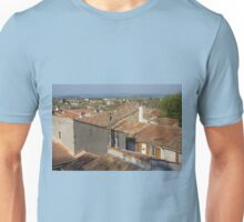 Arles Rooftops Unisex T-Shirt