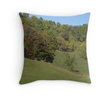 fall started Throw Pillow