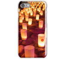 Canberra Nara Candle Festival iPhone Case/Skin