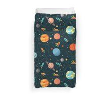 Space Adventure Duvet Cover