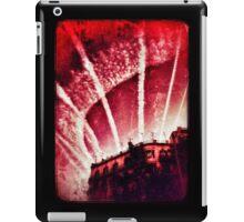 Barcelona trails iPad Case/Skin
