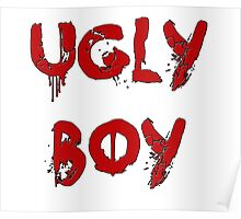 UGLY BOY Poster