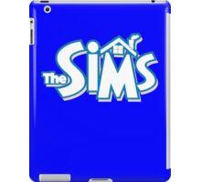 The sims logo iPad Case/Skin