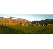 Castlerigg Stone Circle Photographic Print