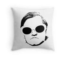 Bub's - Grunge Style  Throw Pillow