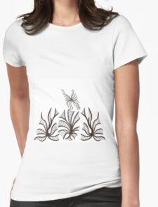Florals & Fluttery T-Shirt