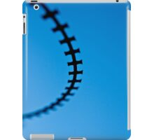 Razor wire iPad Case/Skin
