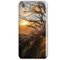 Mountain Sunset iPhone Case/Skin