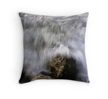 insignificant wipe-outs Throw Pillow